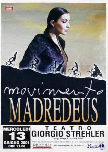2001_Teatro Giorgio Strehler_MilãoTIF