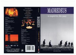DVD O ESPIRITO DA PAZ