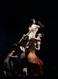 Filmado no CCB - Mar - Madredeus Ballet  - Realização: José Pinheiro  - Coreografia: Benvindo Fonseca