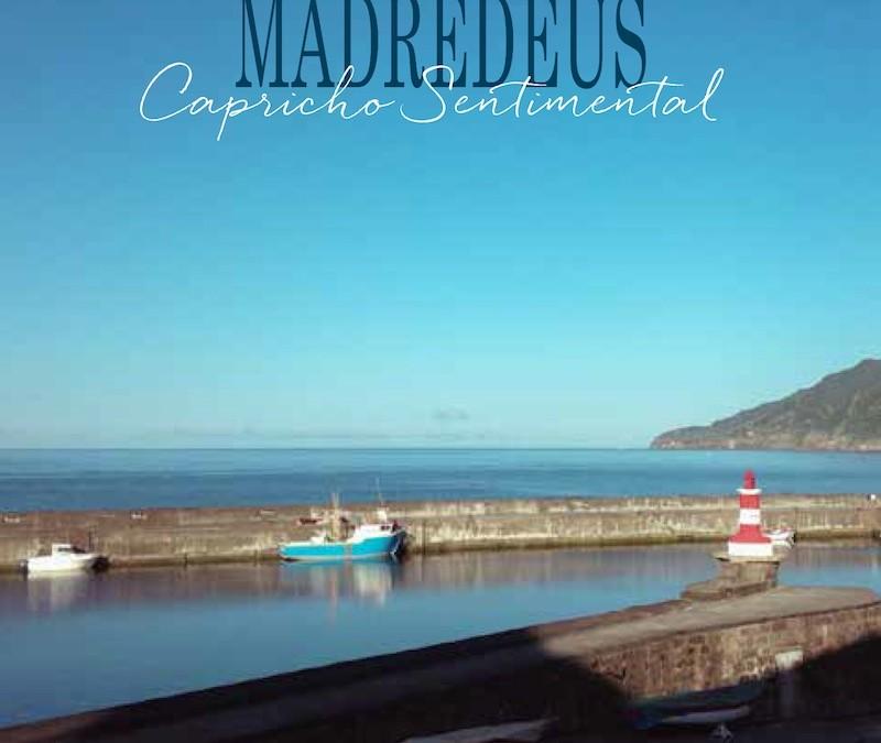 """Novo disco """"Capricho Sentimental"""" saiu a 30 de Outubro em Portugal"""